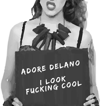Adore Delano looks f***ing cool! by ahsonline