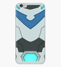 Paladin Armour - BLUE iPhone Case