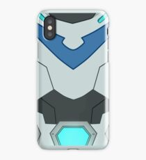 Paladin Armour - BLUE iPhone Case/Skin