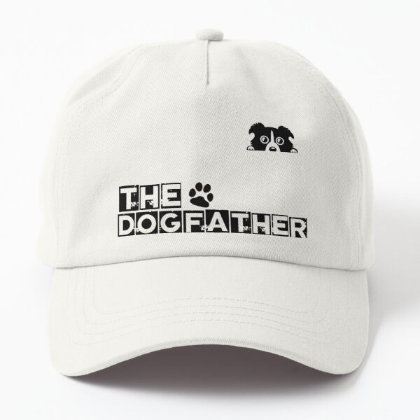 THE DOGFATHER Dad Hat