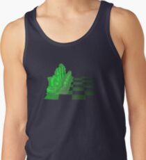 Chess Pieces Tank Top