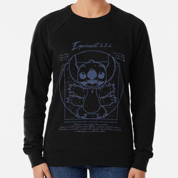 Vitruvian Stitch  Lightweight Sweatshirt