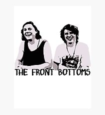 The Front Bottoms - Mat & Brian Photographic Print