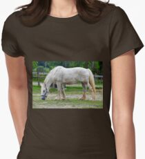 Draft Horse Women's Fitted T-Shirt