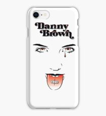 Danny Brown iPhone Case/Skin