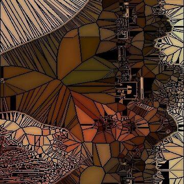 Humid Rainforest by AshokaChowta