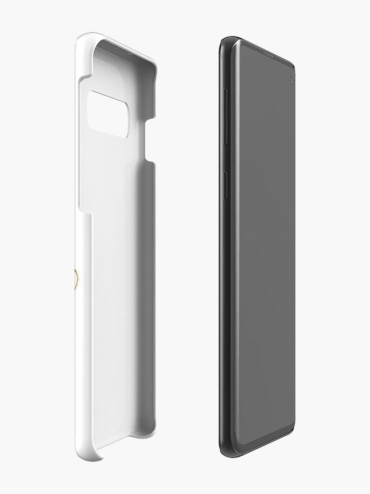 Alternate view of I am a Fox Case & Skin for Samsung Galaxy