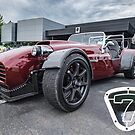 Lotus 7 Re-Do by barkeypf