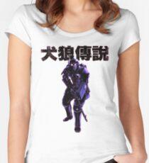 Jin Roh Trooper Women's Fitted Scoop T-Shirt