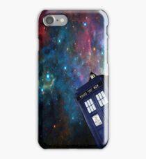 Tardis Galaxy iPhone Case/Skin
