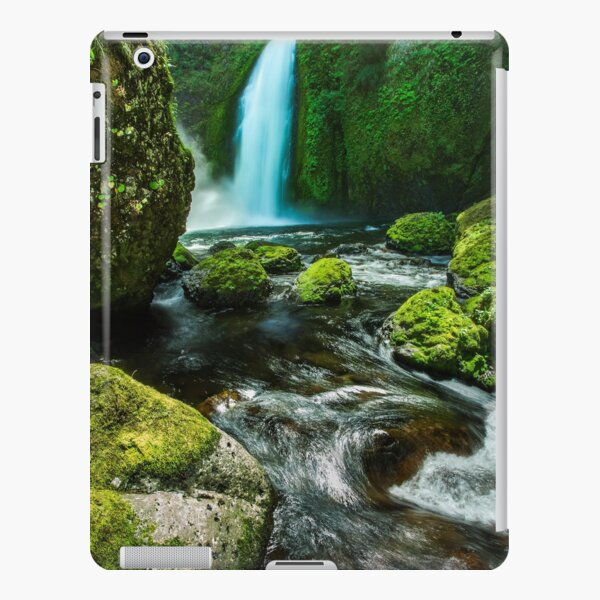 Eden's Lagoon iPad Snap Case