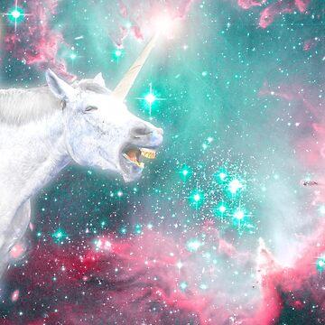 Unicorn 3 by Larra