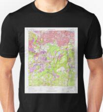 USGS TOPO Map Arkansas AR Little Rock 258941 1961 24000 T-Shirt
