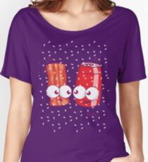 Bacon Soda Women's Relaxed Fit T-Shirt