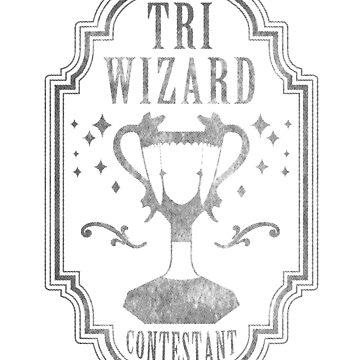 Triwizard Contestant von baselinegraphix
