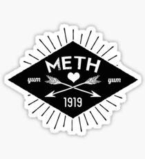 Rock The Meth  Sticker