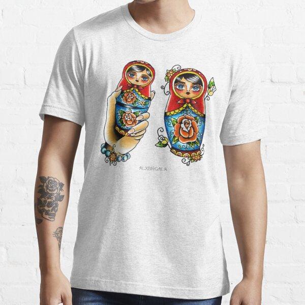 Matryoshkas Flash Essential T-Shirt