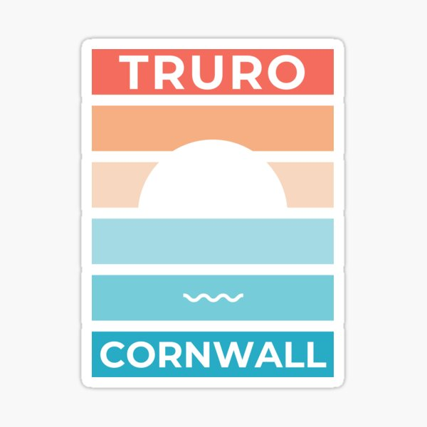 Truro Sticker