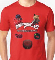 Miraculous Ladybug: Tales of Ladybug and Cat Noir T-Shirt