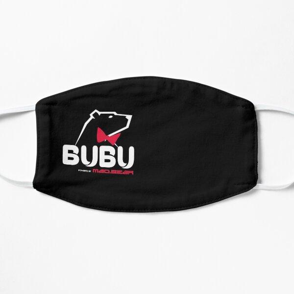 Copia de Copia de Bubu logo (for dark colours) Flat Mask