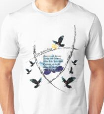 The Raven Cycle- Blue Lily, Lily Blue T-Shirt