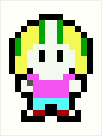 uusin kokoelma halpa myynti super erikoisuuksia 'Pixel Commander Keen' Art Print by ImpishMATT