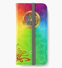 The Flower of Life iPhone Wallet/Case/Skin