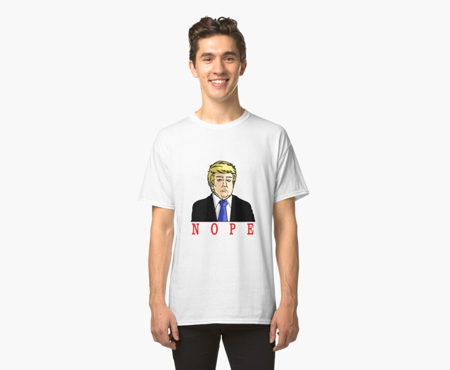 Nope Donald by malikayani