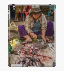 Fishmonger 2 iPad Case/Skin