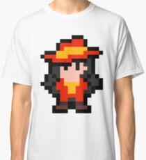 Pixel Carmen Sandiego Classic T-Shirt