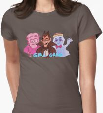 monster cereals Women's Fitted T-Shirt