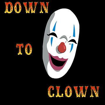 Clown by CullBot