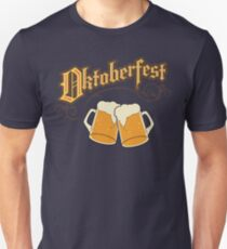 Funny Oktoberfest - Oktoberfest in German Festival Shirt Unisex T-Shirt