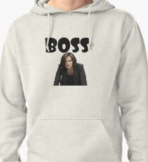 Liv is Boss Pullover Hoodie