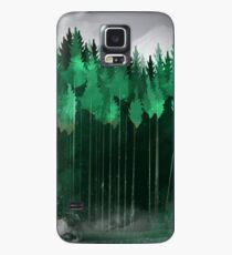 Misty Pines Case/Skin for Samsung Galaxy