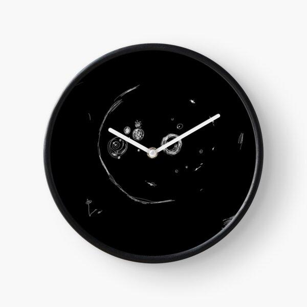 Buddha God Clock