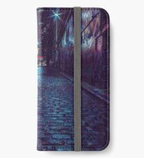 Hosier Lane, Melbourne, Victoria, Australia. iPhone Wallet/Case/Skin