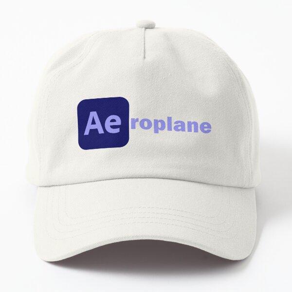 AEroplane meme Dad Hat