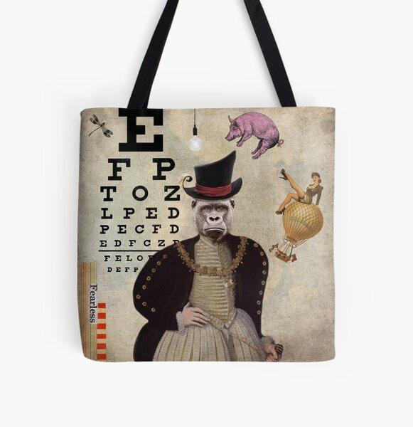 20:20 -- Animal Collection All Over Print Tote Bag