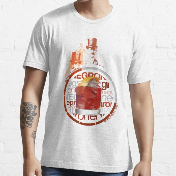 Negroni recipe Essential T-Shirt