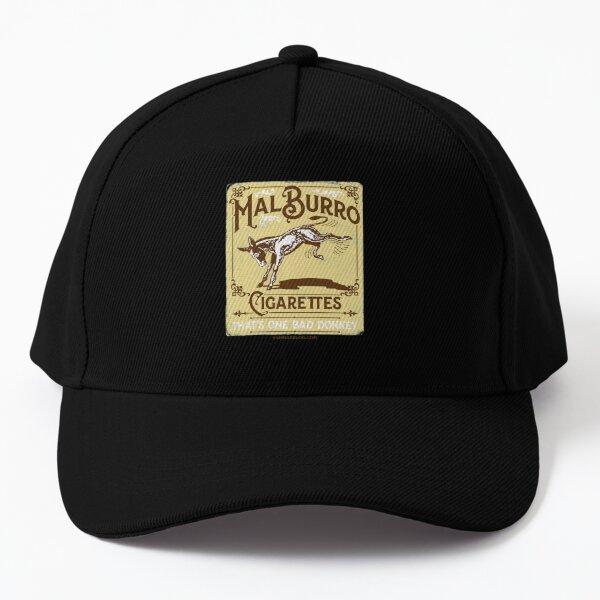 Mal Burro Cigarettes - That's One Bad Donkey Baseball Cap
