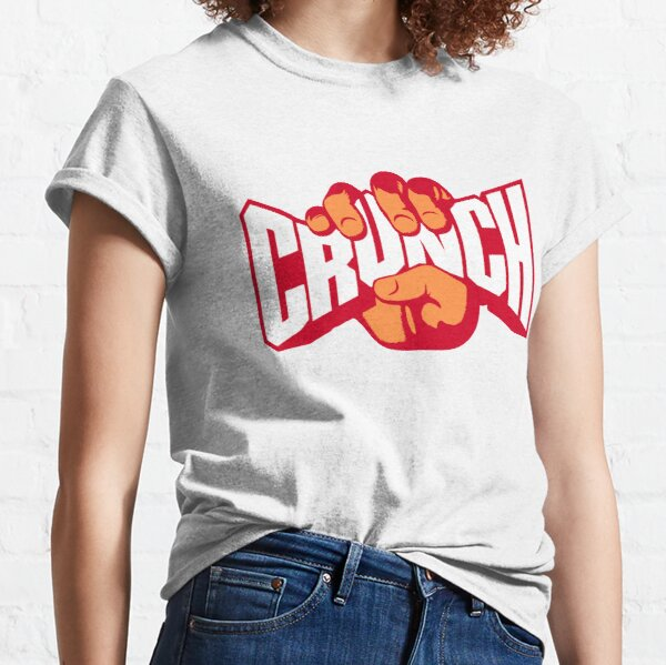 Official Crunch Fitness Classic T-Shirt