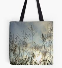 Reaching for the sun. Tote Bag