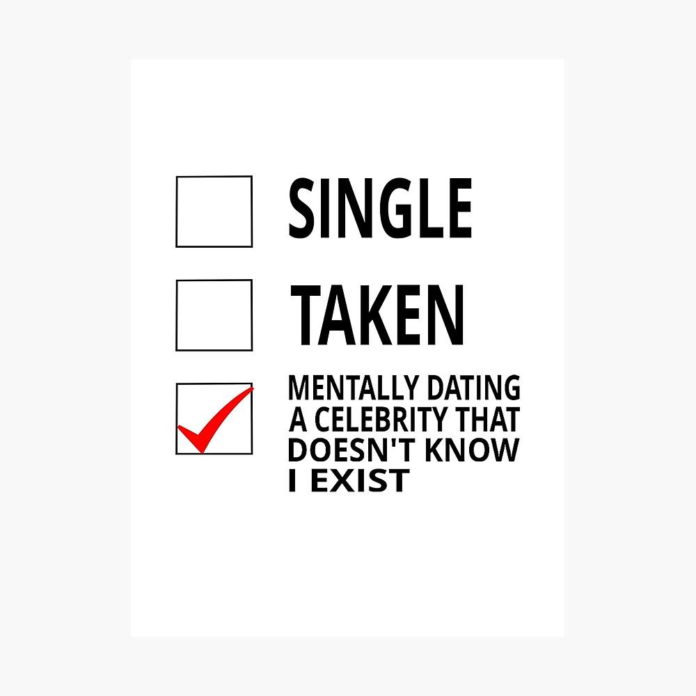 single or taken übersetzung