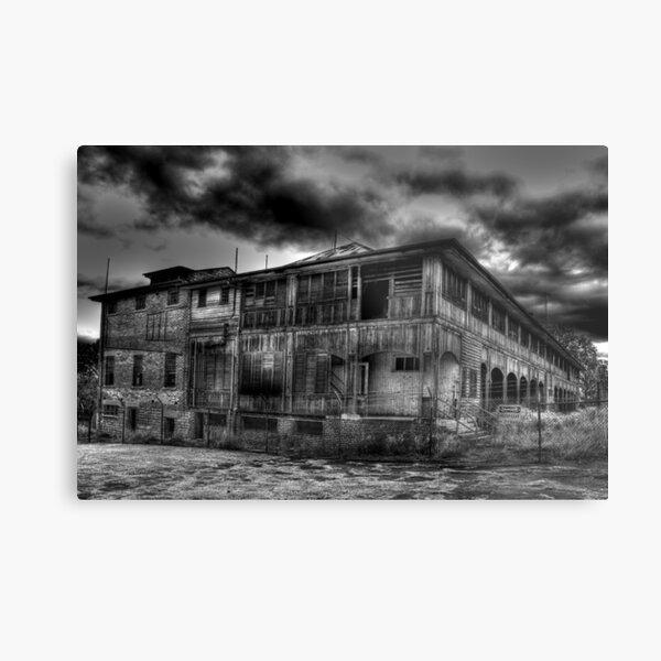 Abandoned Mental Asylum -  Brisbane Metal Print