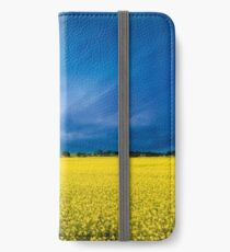 Golden Canola iPhone Wallet/Case/Skin