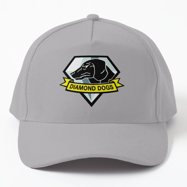 Diamond Dogs MGS  Baseball Cap