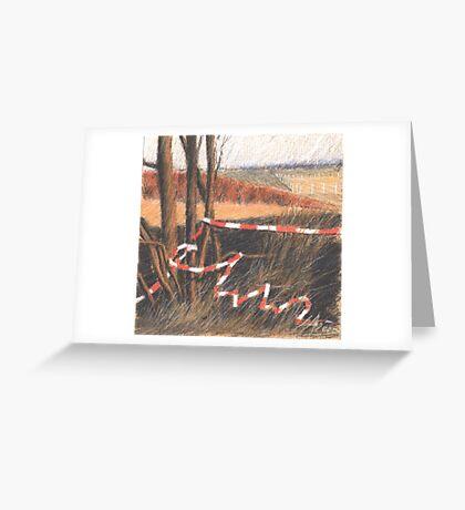 windzeichen Greeting Card