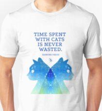 Cats Psychoanalysis T-Shirt