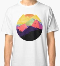 Oh the mountains Classic T-Shirt